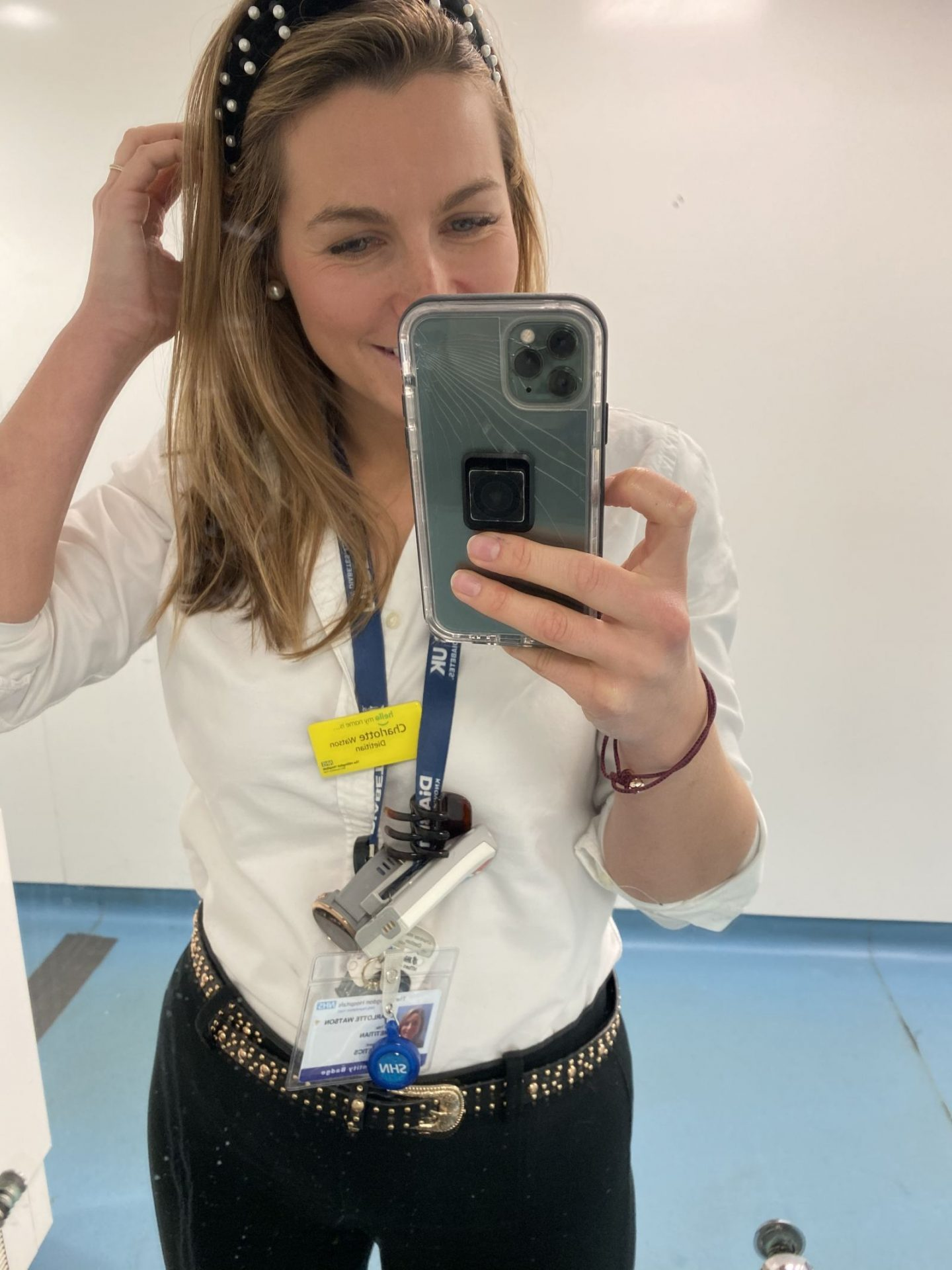 Working as a Band 5 NHS Dietitian